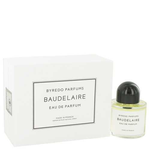 Byredo Baudelaire by Byredo Eau De Parfum Spray (Unisex) 3.4 oz (Men)