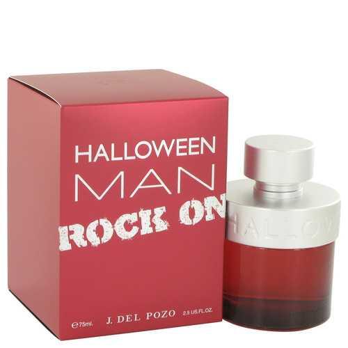 Halloween Man Rock On by Jesus Del Pozo Eau De Toilette Spray 2.5 oz (Men)