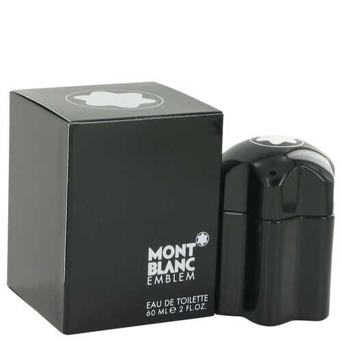 Montblanc Emblem by Mont Blanc Eau De Toilette Spray 2 oz (Men)