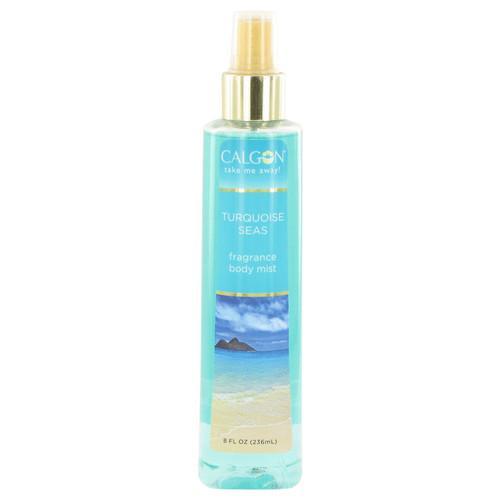 Calgon Take Me Away Turquoise Seas by Calgon Body Mist 8 oz (Women)