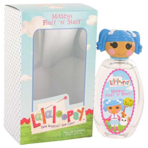 Lalaloopsy by Marmol & Son Eau De Toilette Spray (Mittens Fluff n Stuff) 3.4 oz (Women)