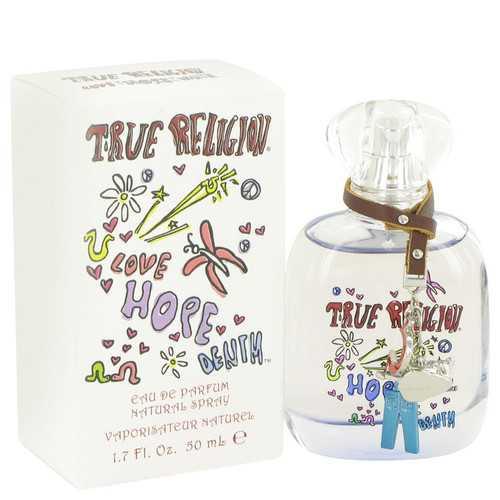 True Religion Love Hope Denim by True Religion Eau De Parfum Spray 1.7 oz (Women)