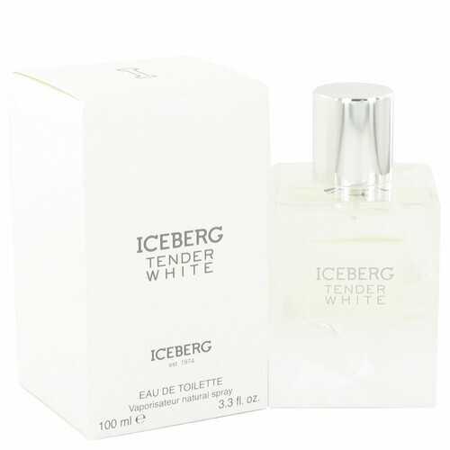Iceberg Tender White by Iceberg Eau De Toilette Spray 3.3 oz (Women)