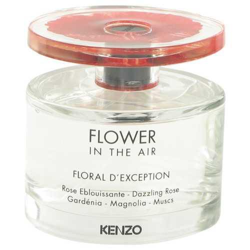 Kenzo Flower In The Air Floral D'exception by Kenzo Eau De Parfum Spray (Tester) 3.4 oz (Women)