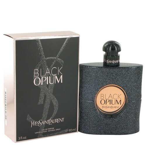 Black Opium by Yves Saint Laurent Eau De Parfum Spray 3 oz (Women)