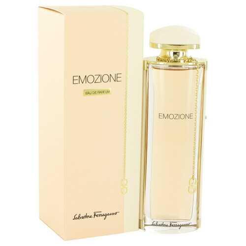 Emozione by Salvatore Ferragamo Eau De Parfum Spray 3.1 oz (Women)