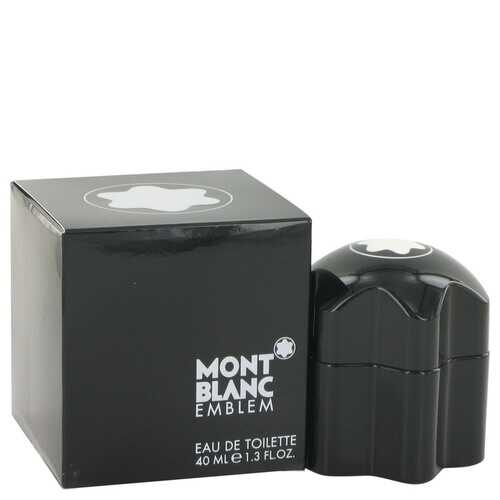 Montblanc Emblem by Mont Blanc Eau De Toilette Spray 1.3 oz (Men)