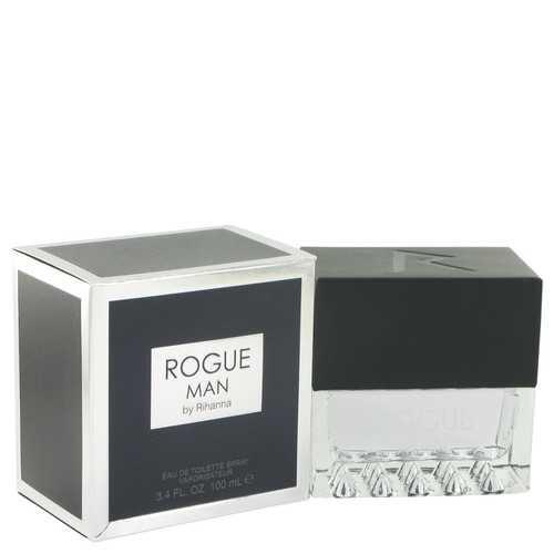 Rihanna Rogue by Rihanna Eau De Toilette Spray 3.4 oz (Men)