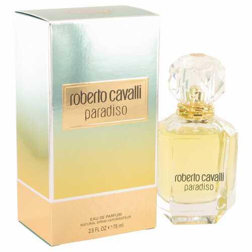 Roberto Cavalli Paradiso by Roberto Cavalli Eau De Parfum Spray 2.5 oz (Women)