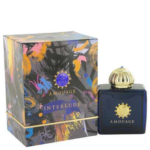 Amouage Interlude by Amouage Eau De Parfum Spray 3.4 oz (Women)