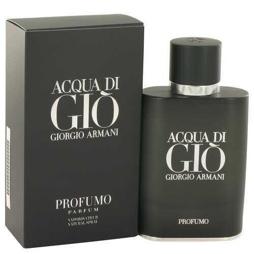 Acqua Di Gio Profumo by Giorgio Armani Eau De Parfum Spray 2.5 oz (Men)