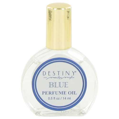 Destiny Blue by MARILYN MIGLIN Perfume Oil .5 oz (Women)