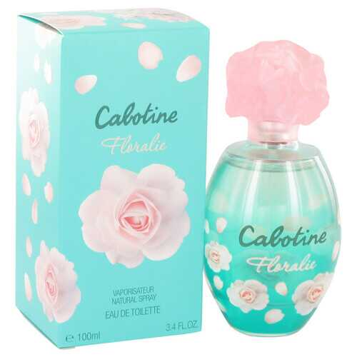 Cabotine Floralie by Parfums Gres Eau De Toilette Spray 3.4 oz (Women)