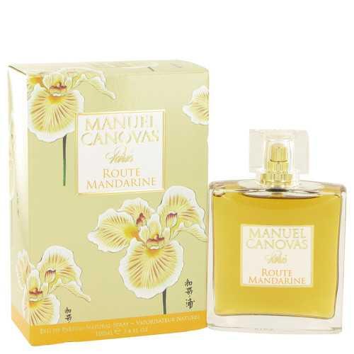 Route Mandarine by Manuel Canovas Eau De Parfum Spray 3.4 oz (Women)