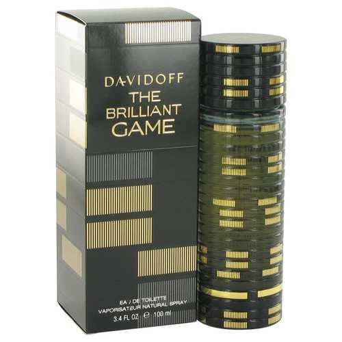 The Brilliant Game by Davidoff Eau De Toilette Spray 3.4 oz (Men)