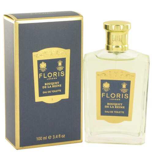 Floris Bouquet De La Reine by Floris Eau De Toilette Spray 3.4 oz (Women)