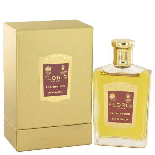 Floris Leather Oud by Floris Eau De Parfum Spray 3.4 oz (Women)