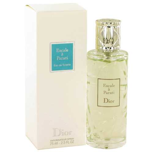 Escale A Parati by Christian Dior Eau De Toilette Spray 2.5 oz (Women)