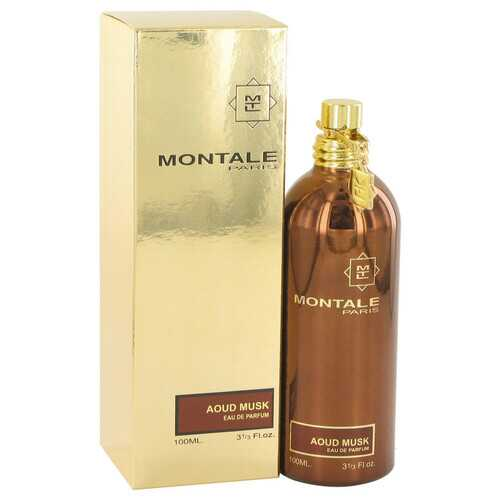 Montale Aoud Musk by Montale Eau De Parfum Spray 3.3 oz (Women)