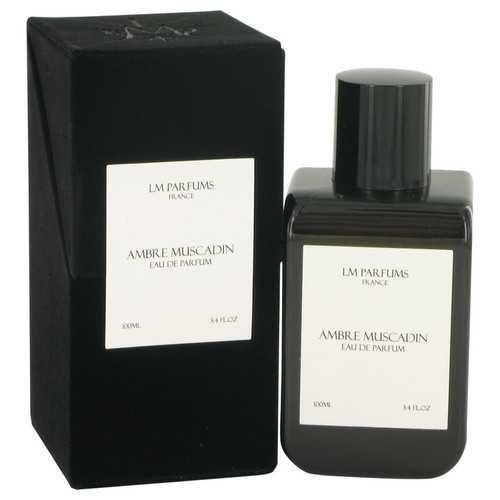 Ambre Muscadin by Laurent Mazzone Eau De Parfum Spray 3.4 oz (Women)