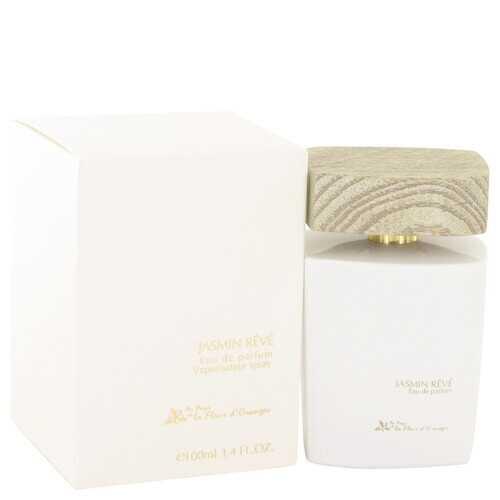 Jasmin Reve by Au Pays De La Fleur dOranger Eau De Parfum Spray 3.4 oz (Women)