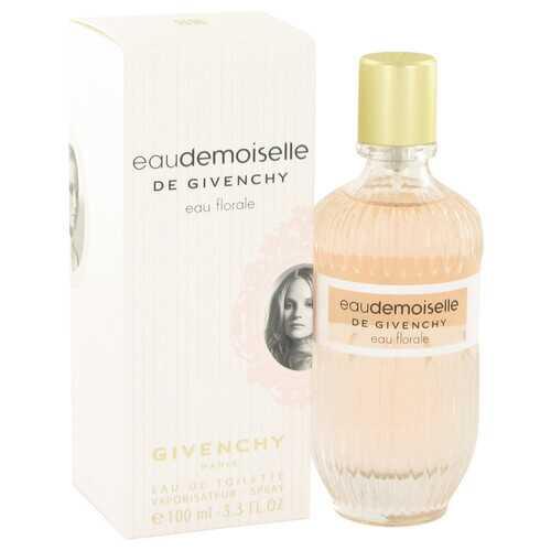 Eau demoiselle Eau Florale by Givenchy Eau De Toilette Spray (2012) 3.3 oz (Women)