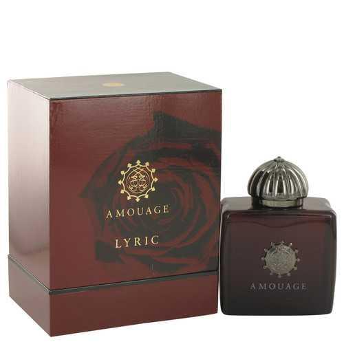 Amouage Lyric by Amouage Eau De Parfum Spray 3.4 oz (Women)