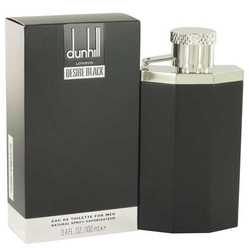 Desire Black London by Alfred Dunhill Eau De Toilette Spray 3.4 oz (Men)