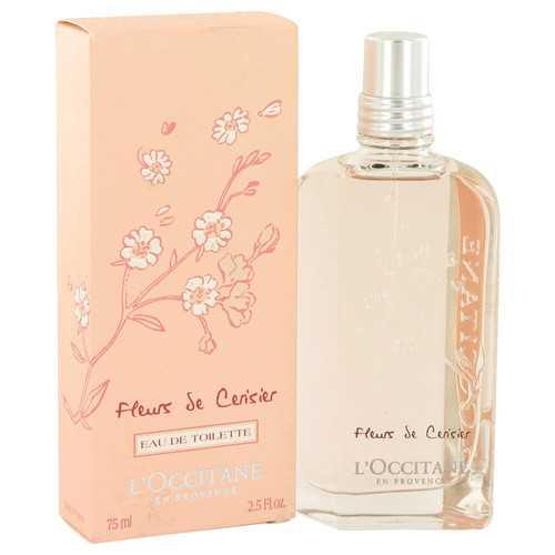 Fleurs De Cerisier L'occitane by L'occitane Eau De Toilette Spray 2.5 oz (Women)