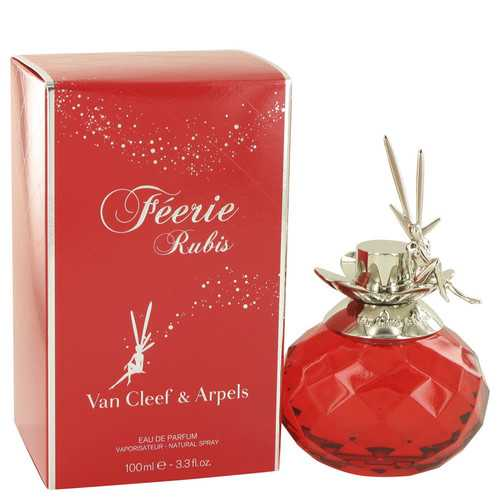 Feerie Rubis by Van Cleef & Arpels Eau De Parfum Spray 3.3 oz (Women)