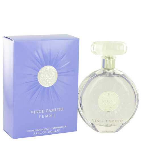 Vince Camuto Femme by Vince Camuto Eau De Parfum Spray 3.4 oz (Women)