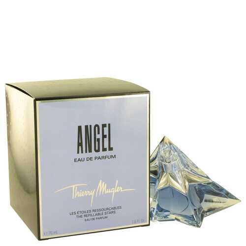 ANGEL by Thierry Mugler Eau De Parfum Spray Refillable Star 2.6 oz (Women)
