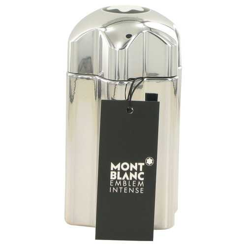 Montblanc Emblem Intense by Mont Blanc Eau De Toilette Spray (Tester) 3.4 oz (Men)