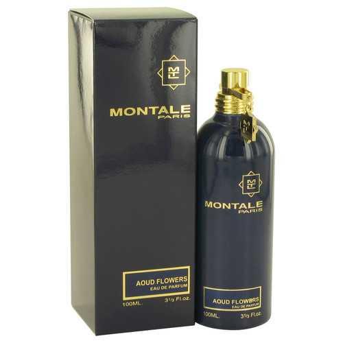 Montale Aoud Flowers by Montale Eau De Parfum Spray 3.3 oz (Women)