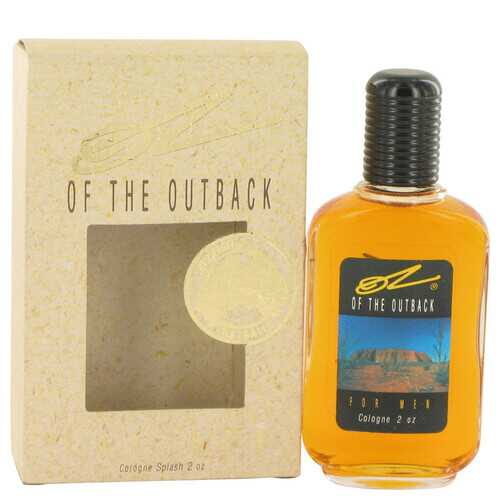 OZ of the Outback by Knight International Cologne 2 oz (Men)