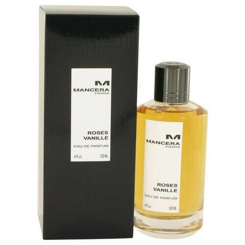 Mancera Roses Vanille by Mancera Eau De Parfum Spray 4 oz (Women)