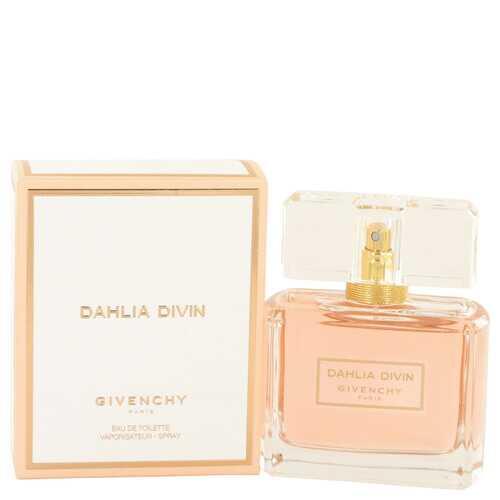 Dahlia Divin by Givenchy Eau De Toilette Spray 2.5 oz (Women)