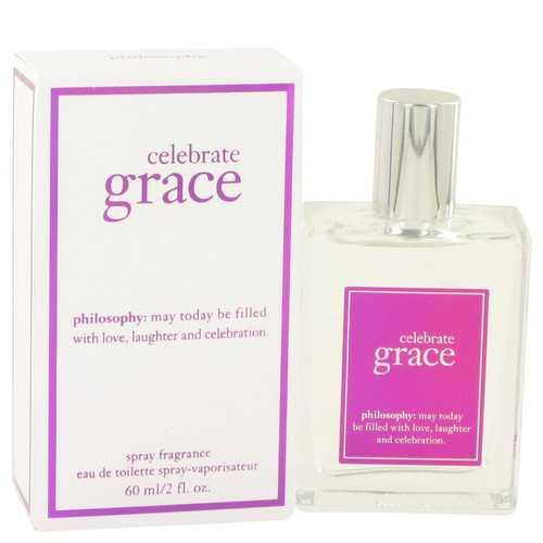 Celebrate Grace by Philosophy Eau De Toilette Spray 2 oz (Women)