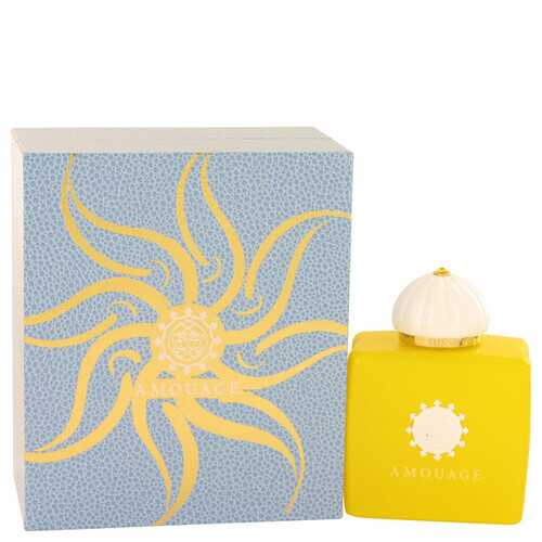 Amouage Sunshine by Amouage Eau De Parfum Spray 3.4 oz (Women)