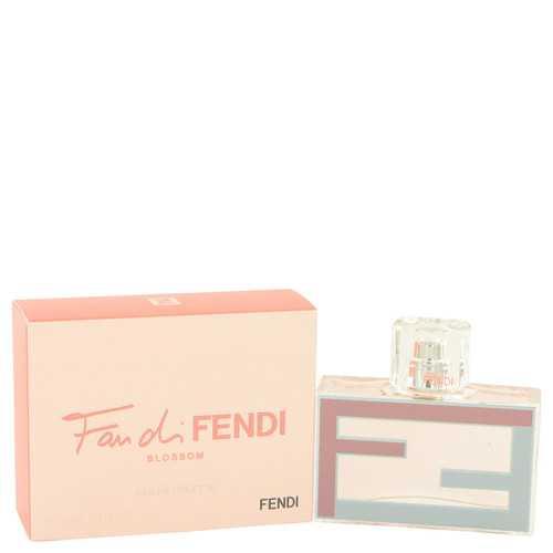 Fan Di Fendi Blossom by Fendi Eau De Toilette Spray 1.7 oz (Women)