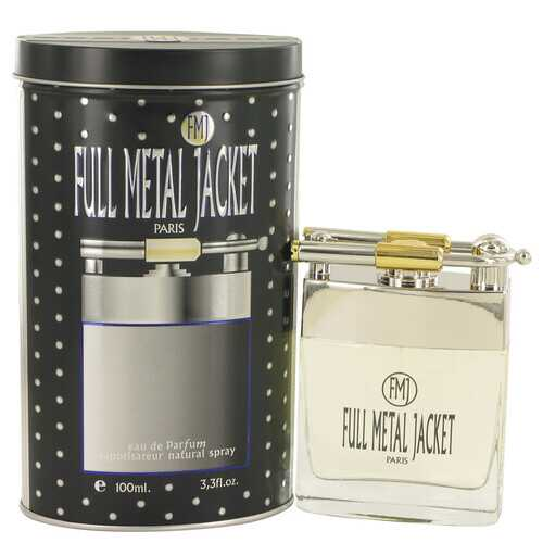 Full Metal Jacket by Parisis Parfums Eau De Parfum Spray 3.4 oz (Men)