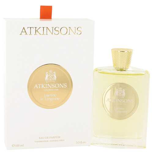 Jasmine in Tangerine by Atkinsons Eau De Parfum Spray 3.3 oz (Women)