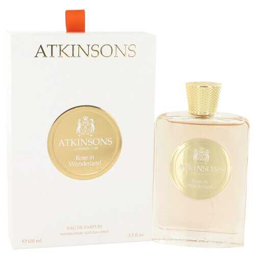 Rose in Wonderland by Atkinsons Eau De Parfum Spray 3.3 oz (Women)