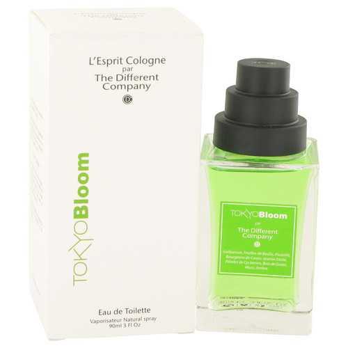 Tokyo Bloom by The Different Company Eau De Toilette Spray (Unisex) 3 oz (Women)
