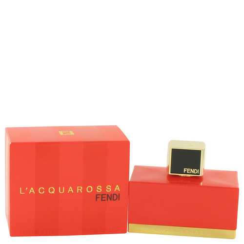 Fendi L'Acquarossa by Fendi Eau De Toilette Spray 2.5 oz (Women)