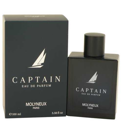 Captain by Molyneux Eau De Parfum Spray 3.4 oz (Men)