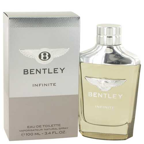 Bentley Infinite by Bentley Eau De Toilette Spray 3.4 oz (Men)