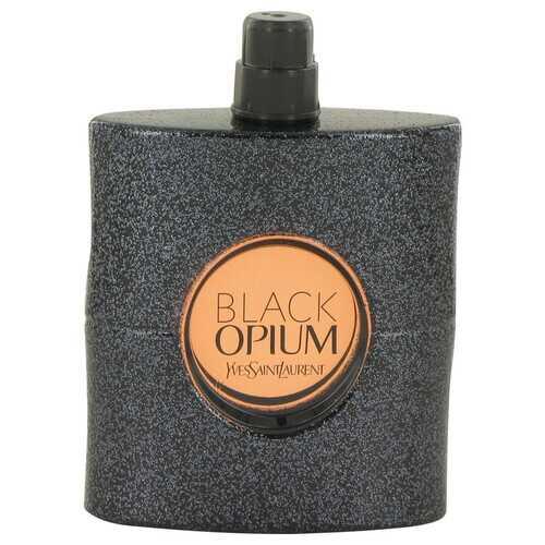 Black Opium by Yves Saint Laurent Eau De Parfum Spray (Tester) 3 oz (Women)