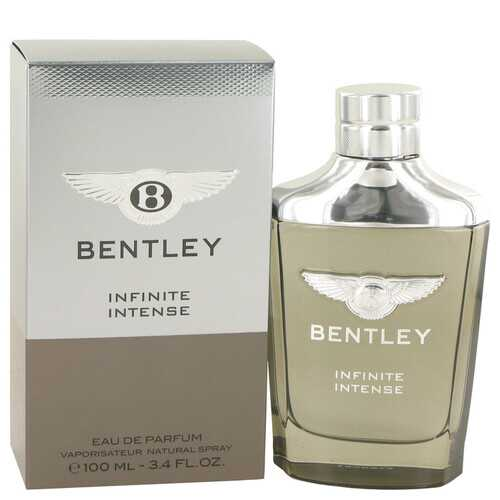 Bentley Infinite Intense by Bentley Eau De Parfum Spray 3.4 oz (Men)