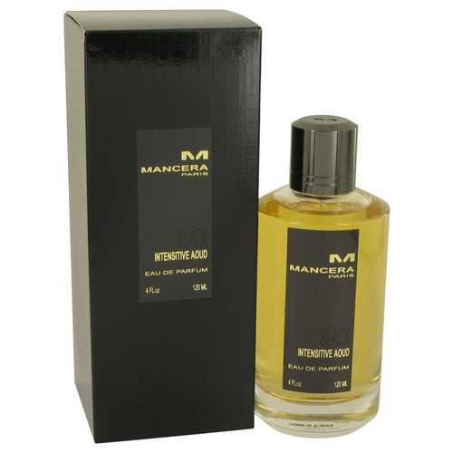 Mancera Intensitive Aoud Black by Mancera Eau De Parfum Spray (Unisex) 4 oz (Women)